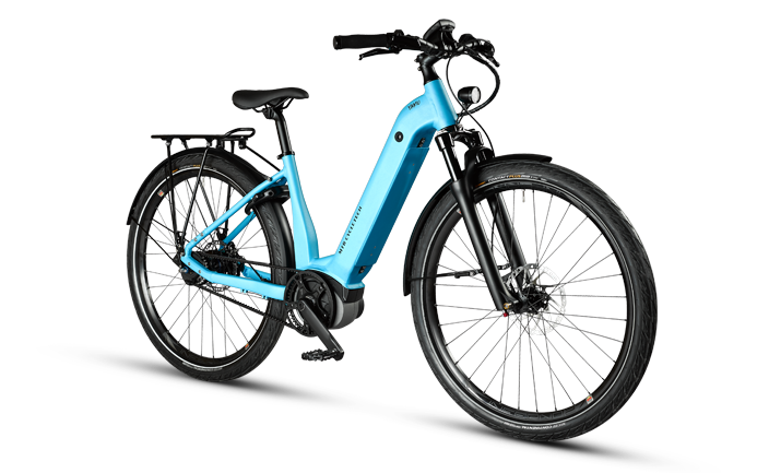 MTB Cycletech  Yamu 25/45 km/h  ab CHF 4298.–  BoschAktive Line+ / Performance Line Speed