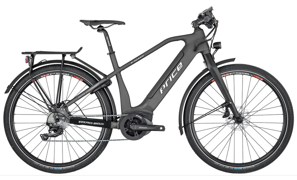 Price  e-Xpress iTube 45 km/h  ab CHF 3995.–  Bosch / Performance Line