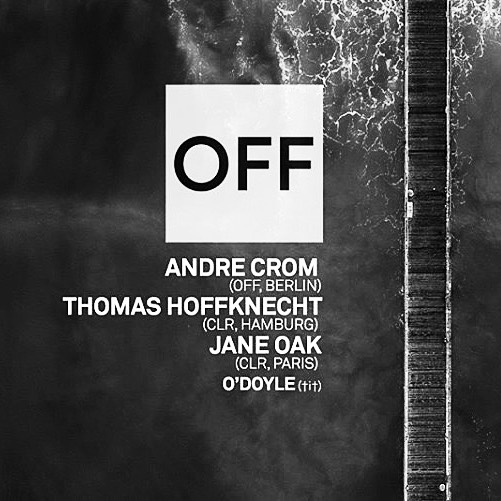 -  14.06.19 • @odonien • with @offrecordings @djandrecrom @thomas_hoffknecht