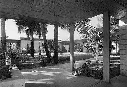 Denman Residence, 1946