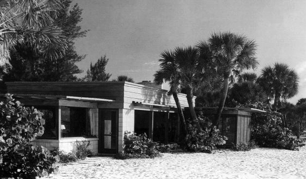 Twitchell Residence, 1941