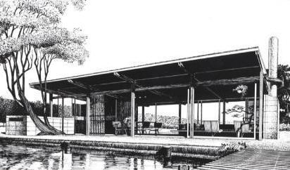 Shute Residence, 1947