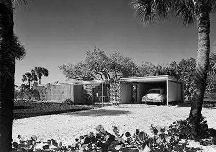 Deeds Residence, 1948