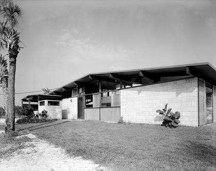 Haskins Residence, 1951
