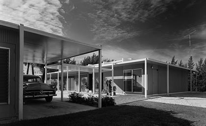 Cohen Residence, 1953