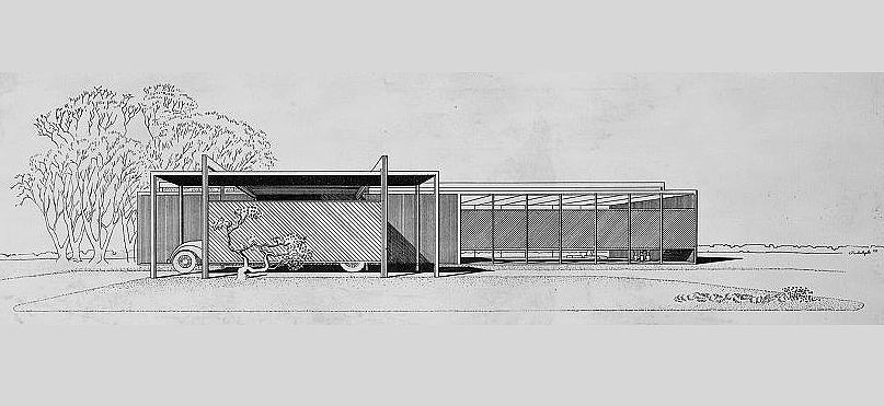 Wilson Residence, 1953