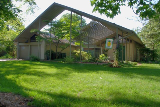 Model House, 1956