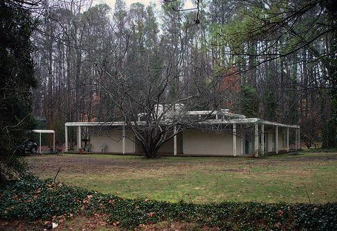 Martin Residence, 1957