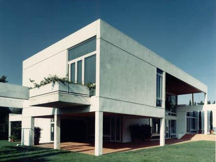 Glazer Residence, 1984