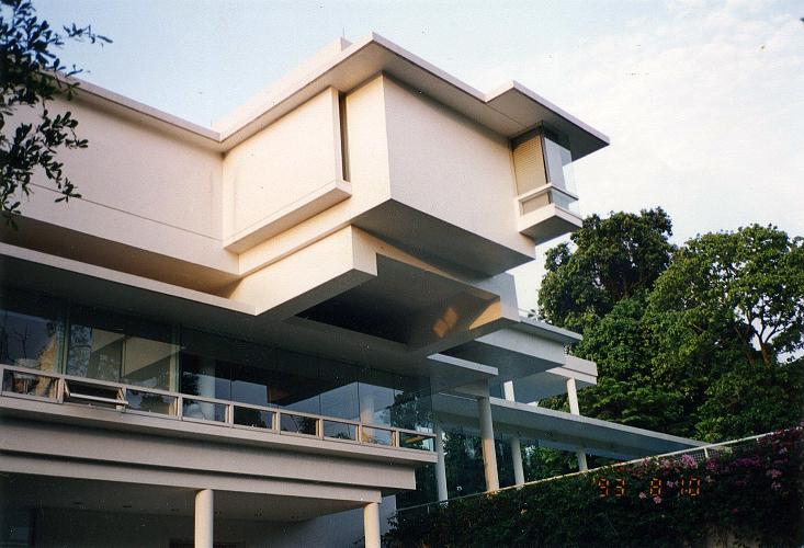Keung Residence, 1986
