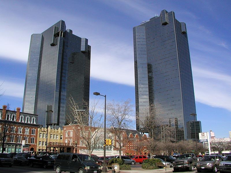 City Center Towers, 1978