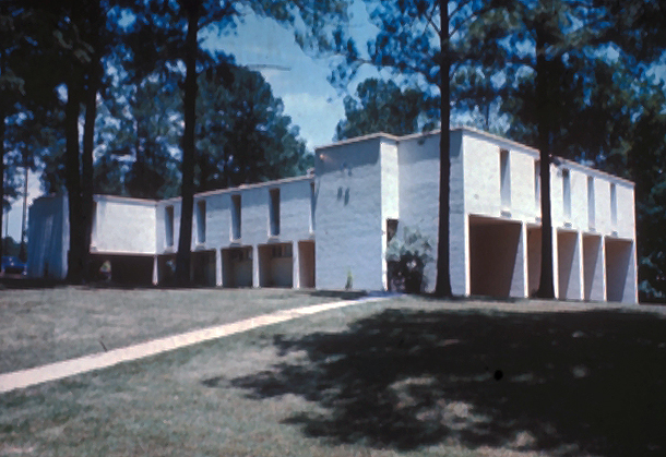 Kappa Sigma Fraternity House, 1961