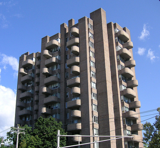 Crawford Manor Housing, 1962