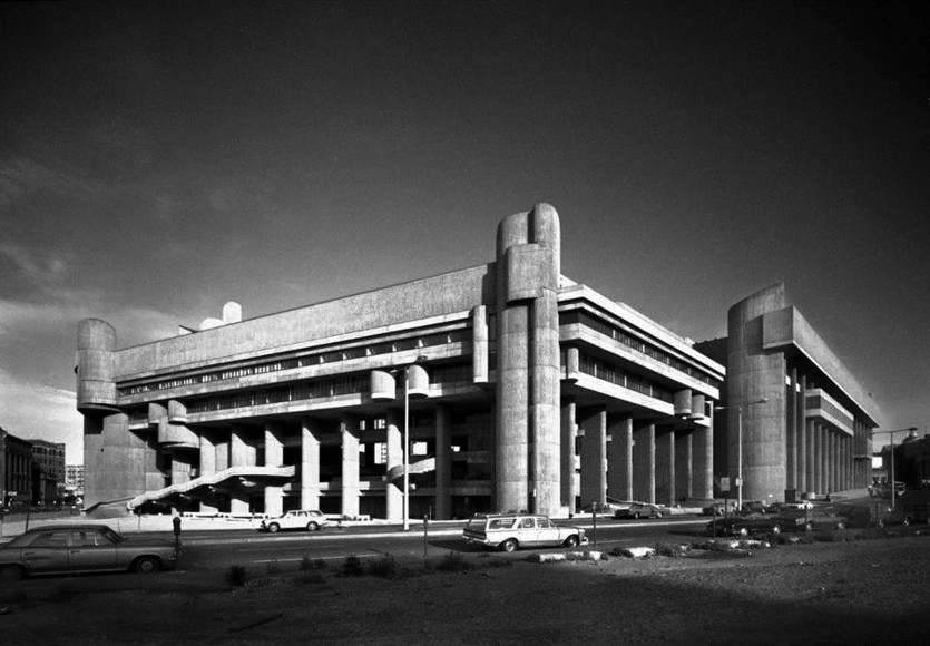 Boston Gov't Service Center, 1962