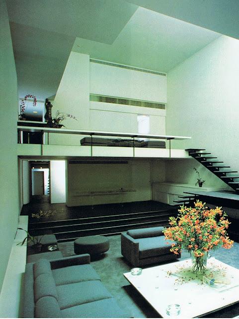 Hirsch Residence, 1966
