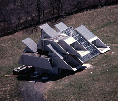 Green Residence, 1968
