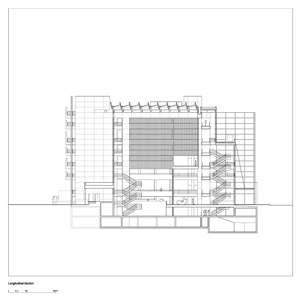 Renderings:  Richard Meier & Partners Architects  Model Photography:  Jock Pottle