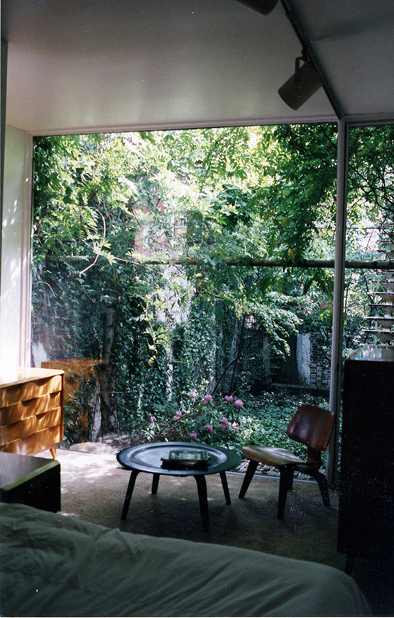 Photo of Rudolph's residence taken in 2001. Photo: Robert Schwartz; Paul Rudolph Heritage Foundation Archives