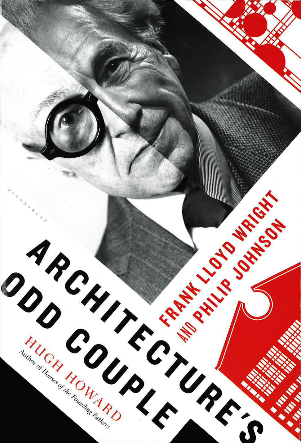 "Hugh Howard's recent book on Wright and Johnson, ""Architecture's Odd Couple"" Photo: Bloomsbury Press"