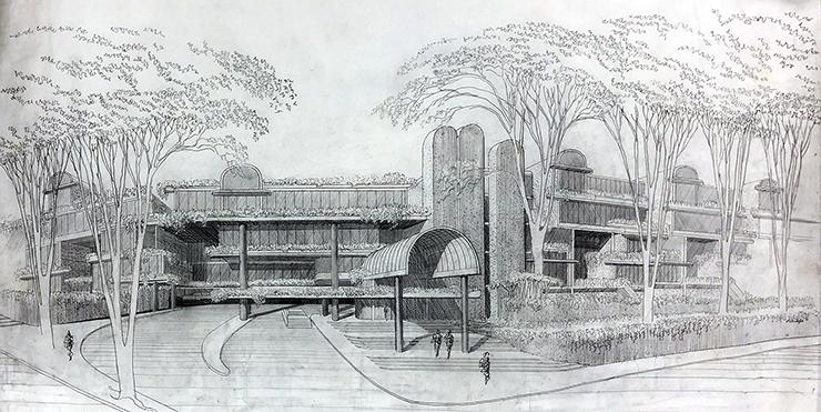 Oxley Rise Condominiums, 1981