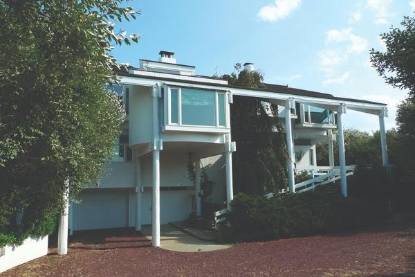 Siegel Residence, 1978