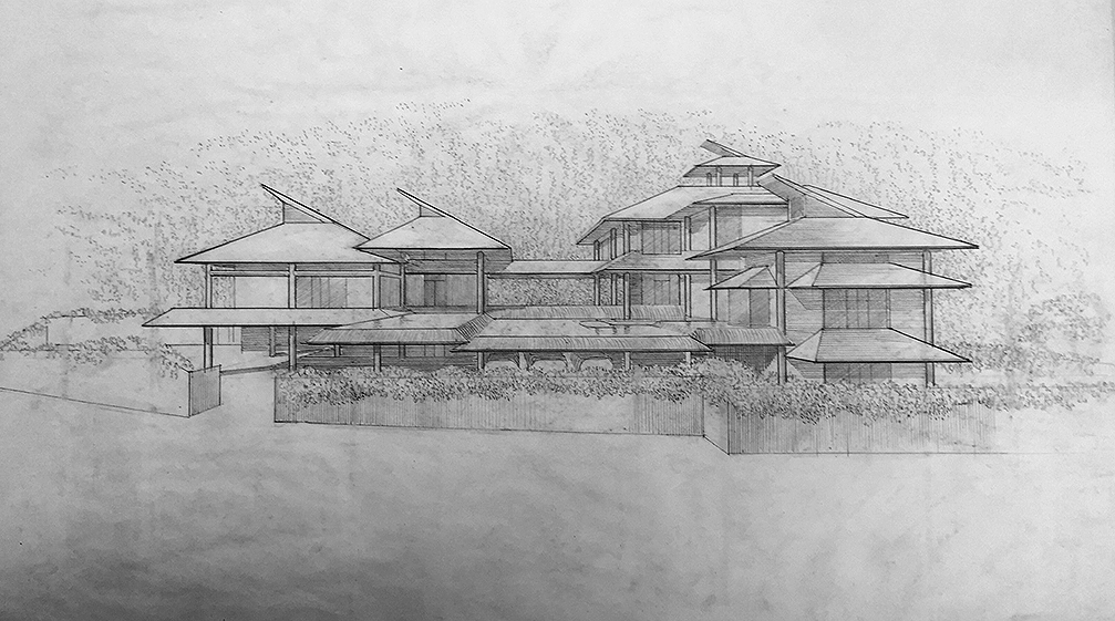 Cheng Residence, 1995