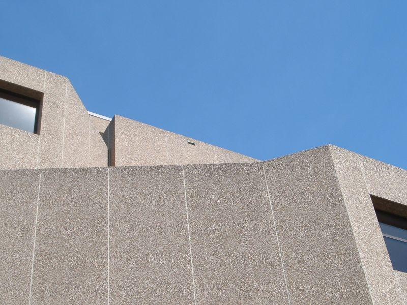 Niagara Falls Public Library.  Building Exterior.  Photo taken 2004-05-30