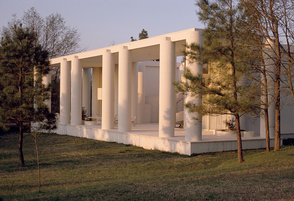 Wallace Residence, 1961