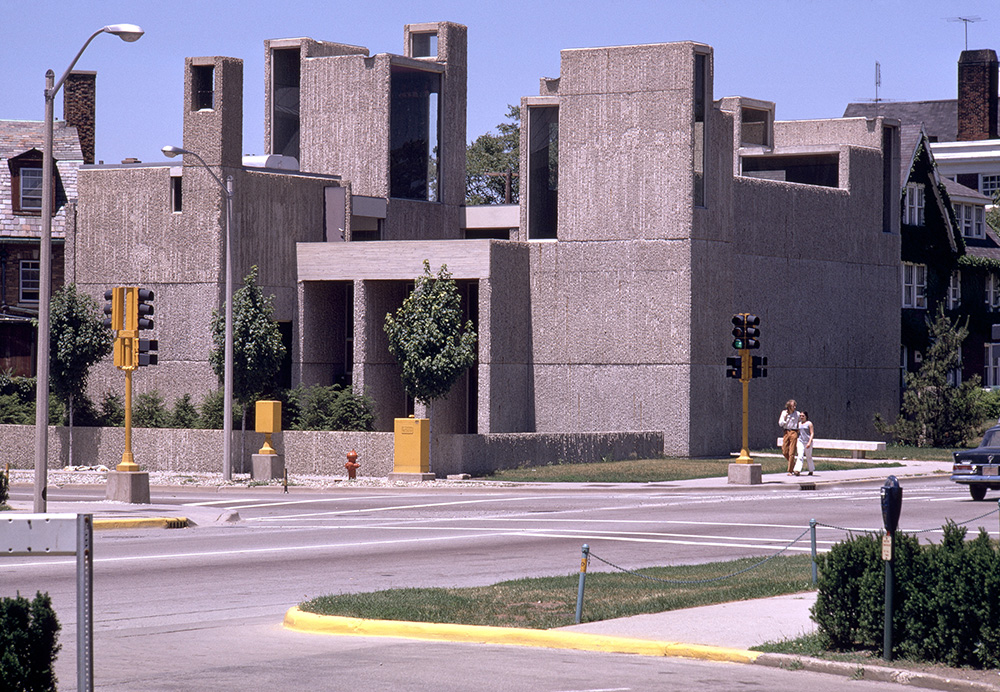 Christian Science Center, 1962