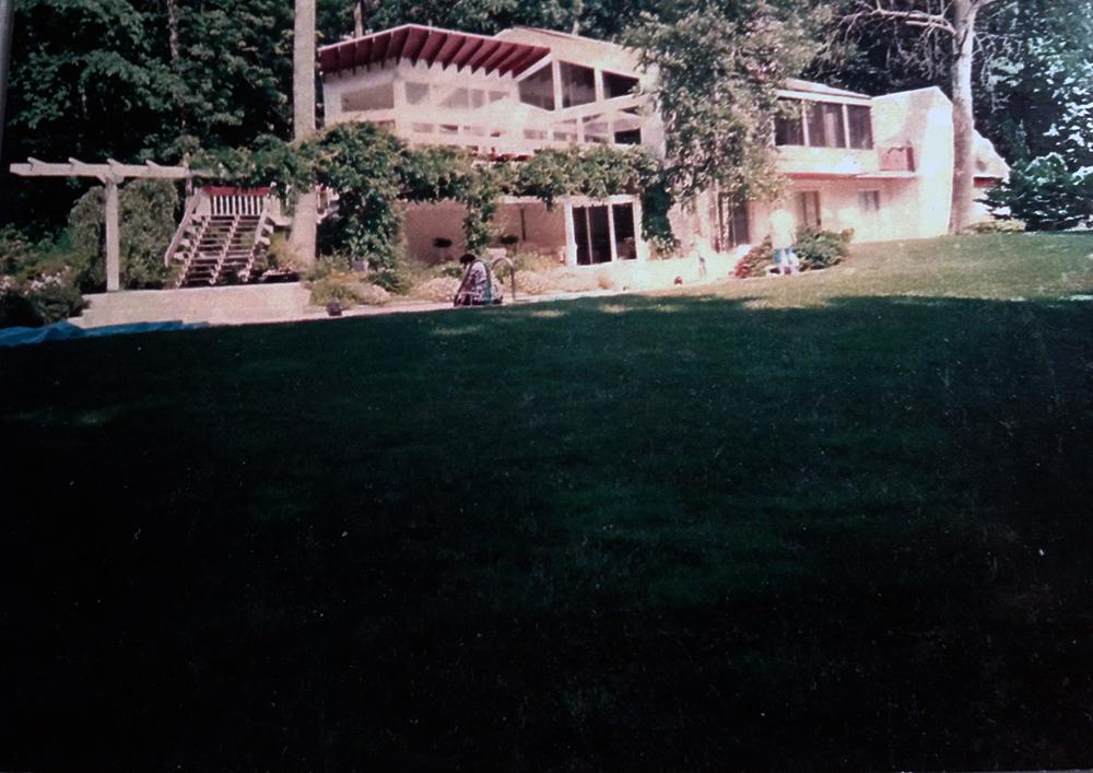 Sherman Residence, 1981