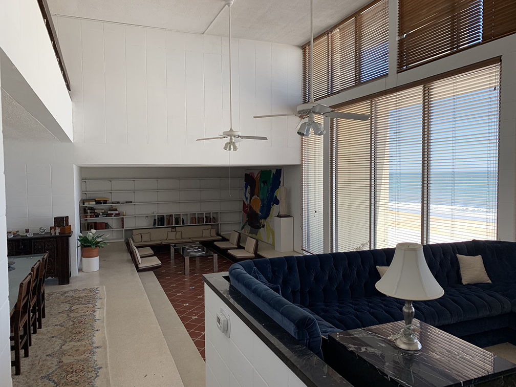 Milam residence, Ponte Vedra Beach, Florida. Building Interior. Photo taken May 01, 2019.