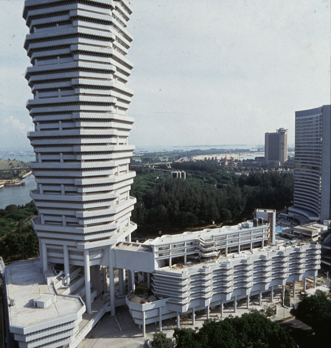 The Concourse, 1981