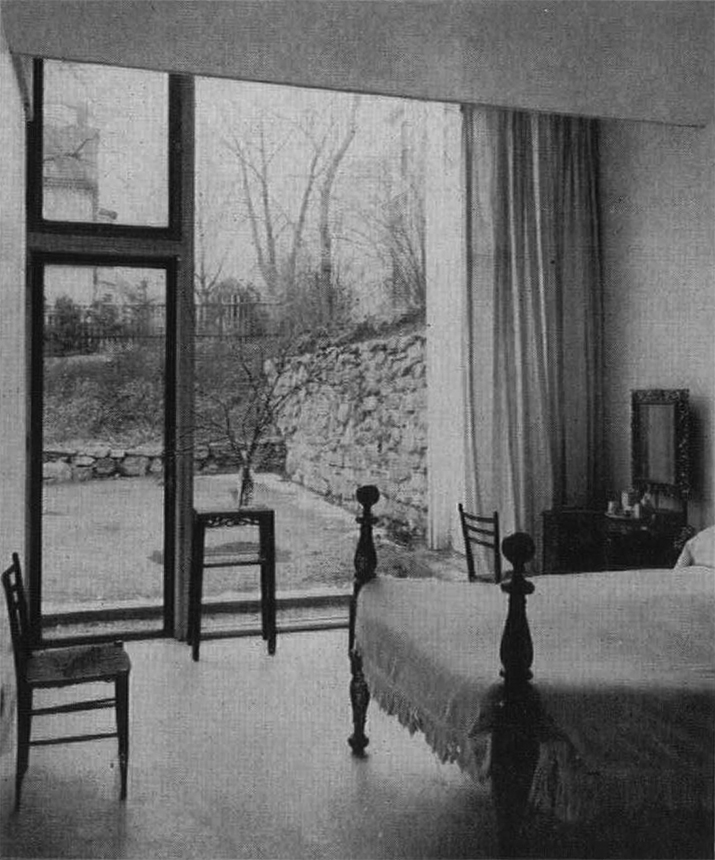 McCandlish Residence, Cambridge, Massachusetts. Photo of Building Interior.