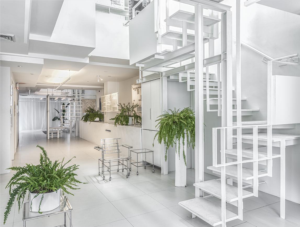 Modulightor, Inc., 246 East 58th St., New York City. Photo of 5th Floor Interior taken June 06, 2019.