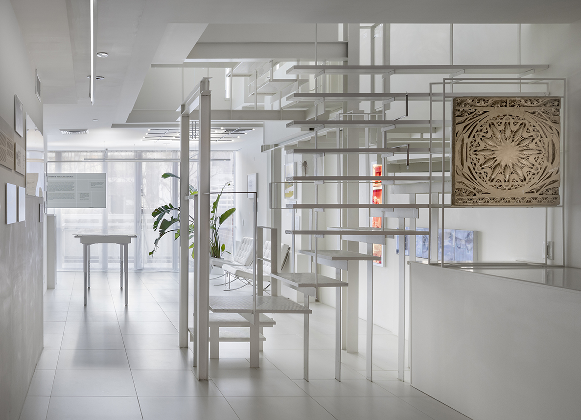 Modulightor, Inc., 246 East 58th St., New York City. Photo of 5th Floor Interior taken January 31, 2019.