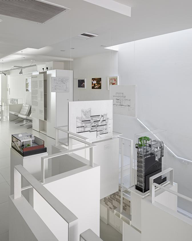 Modulightor, Inc., 246 East 58th St., New York City. Photo of 6th Floor Interior taken January 31, 2019.