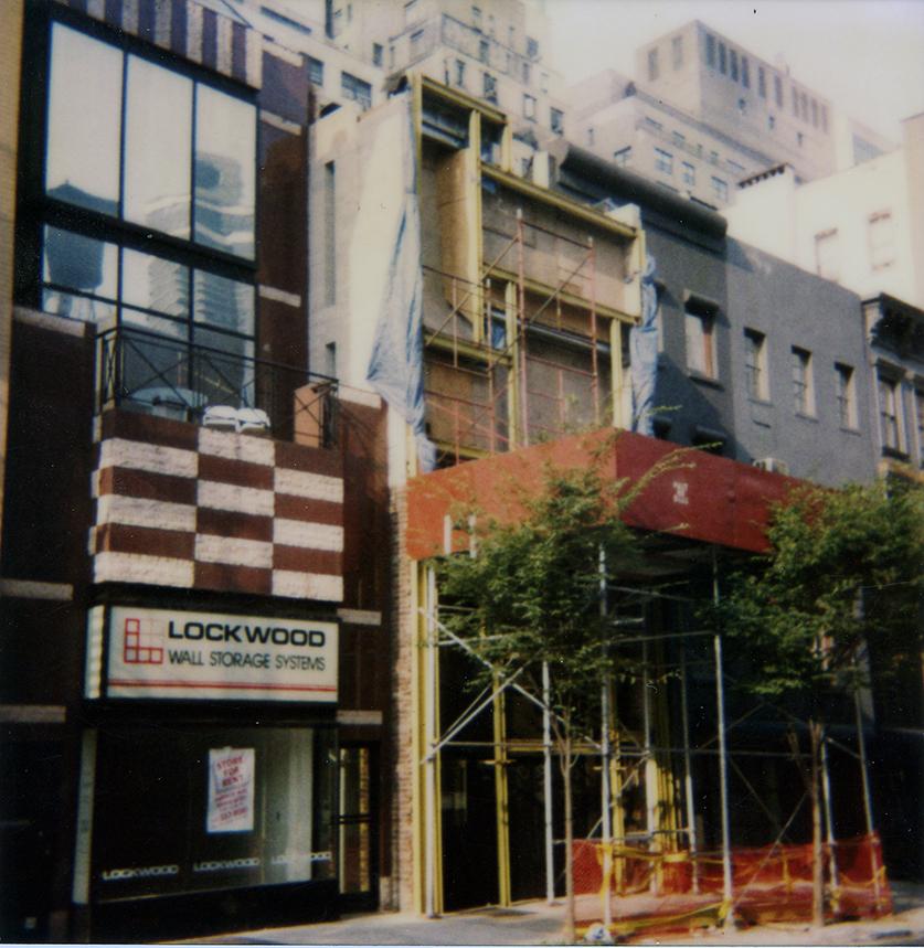 Modulightor, Inc., 246 East 58th St., New York City. Photo of Exterior Building Facade taken September 09, 1992.