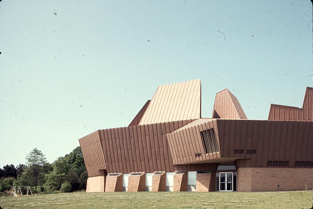 Addition to Beth El Synagogue, 1966