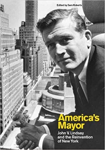 It was NYC mayor John V. Lindsay who announced that Rudolph would be involved in the Hunts Point Market. Many aspects of the exciting and difficult years of his administration were on display in a 2010 exhibit at the Museum of the City of New York,    for which this was accompanying book.