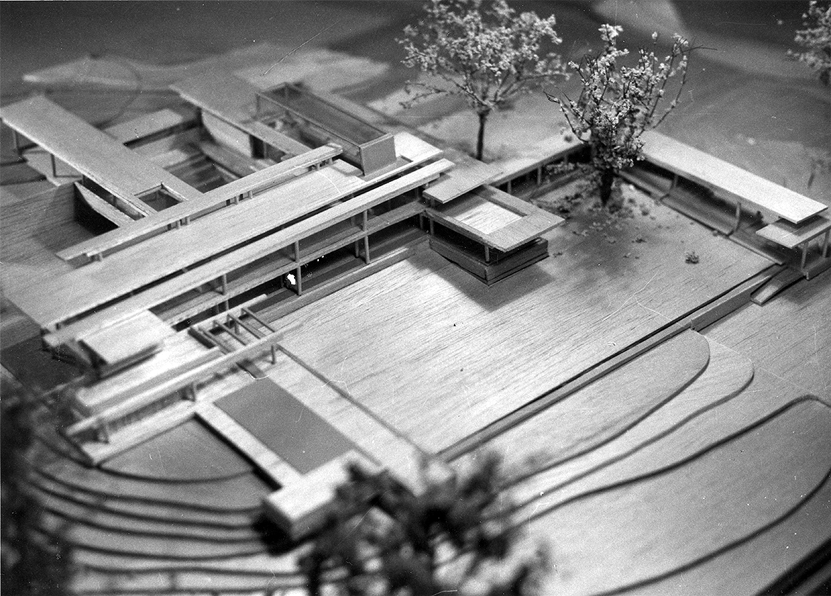 Kwee Residence, 1980