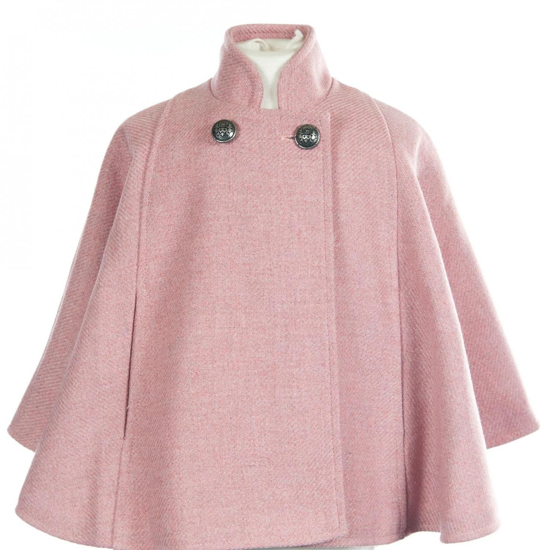 Startsmart Entrelacistos Raspberry Blush Winter Cloak