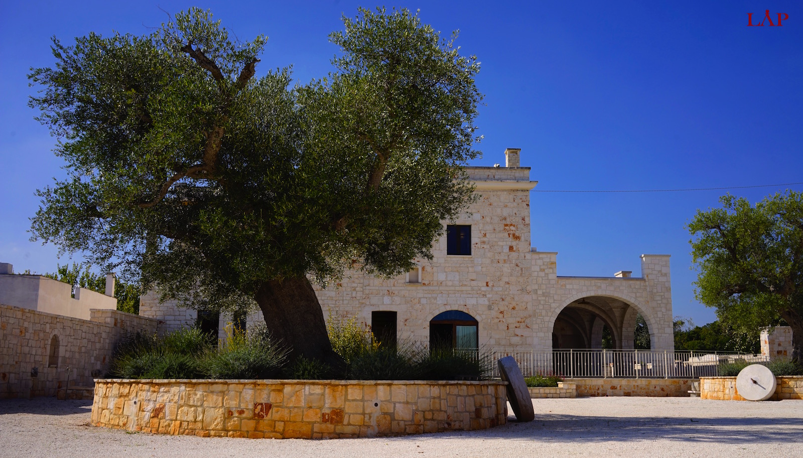 One of the properties available on the Living Apulia portfolio