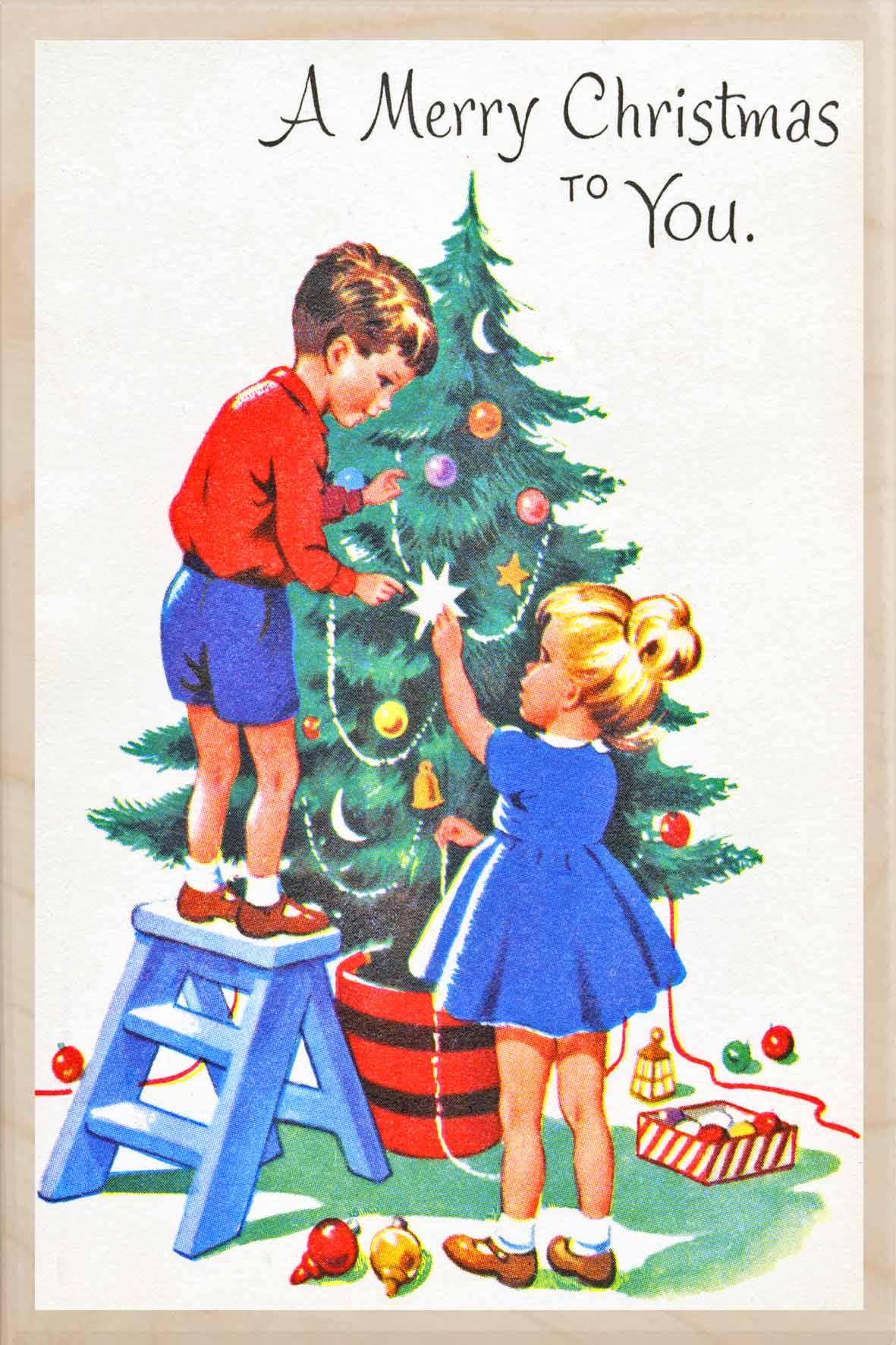 christmas tree the wooden postcard company houten postkaart MED 12194.jpg