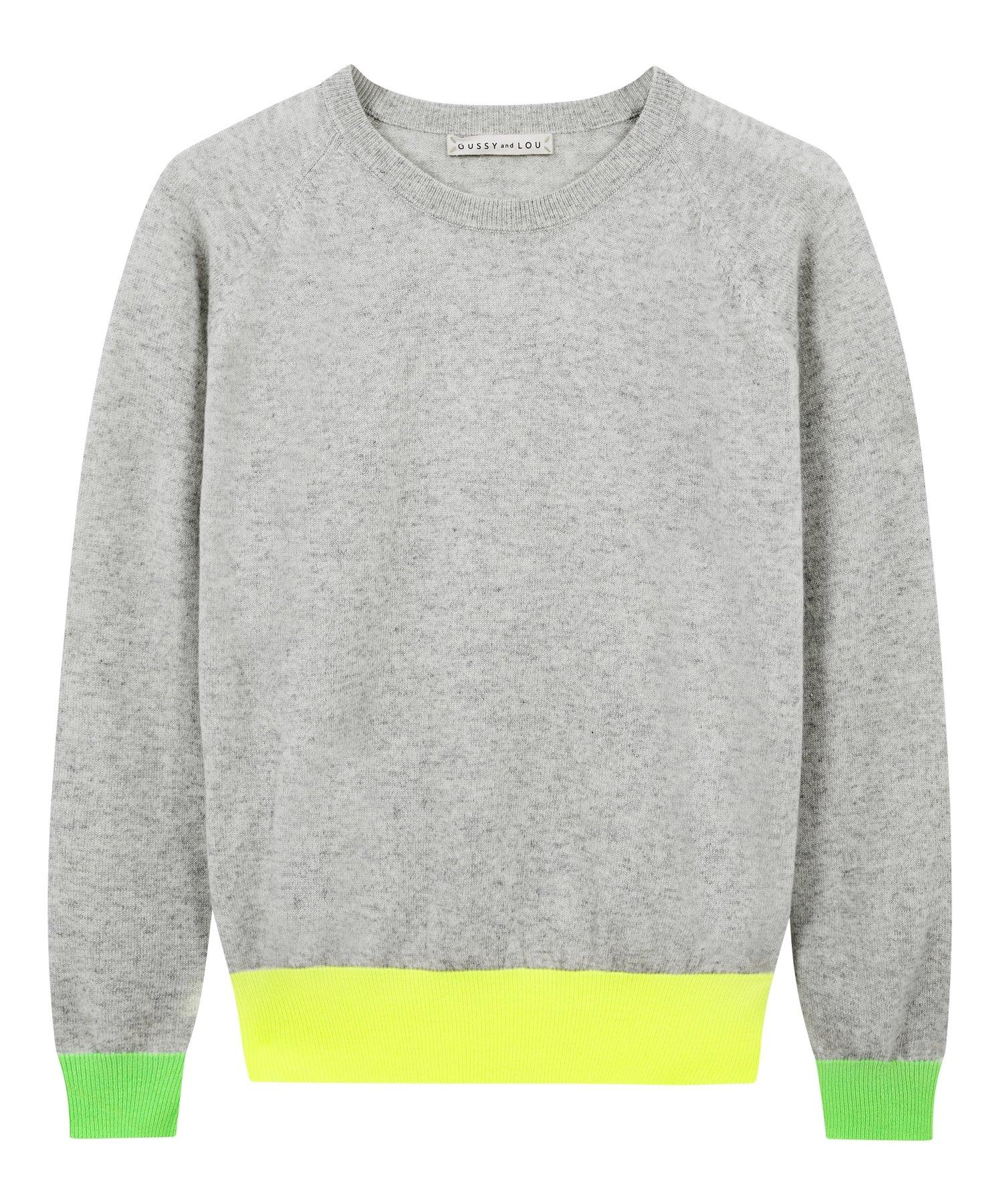 Ladies+Jumper_Light+Gray+Neon+Yellow+Green_F.jpg