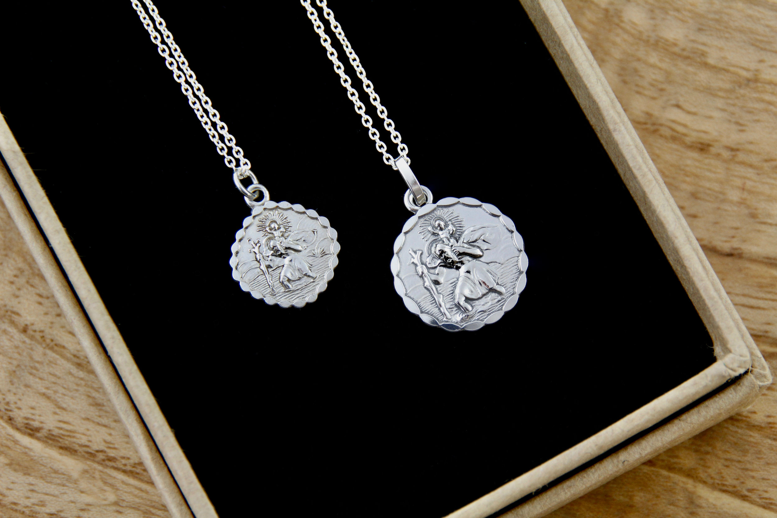 St Christopher necklaces.jpg
