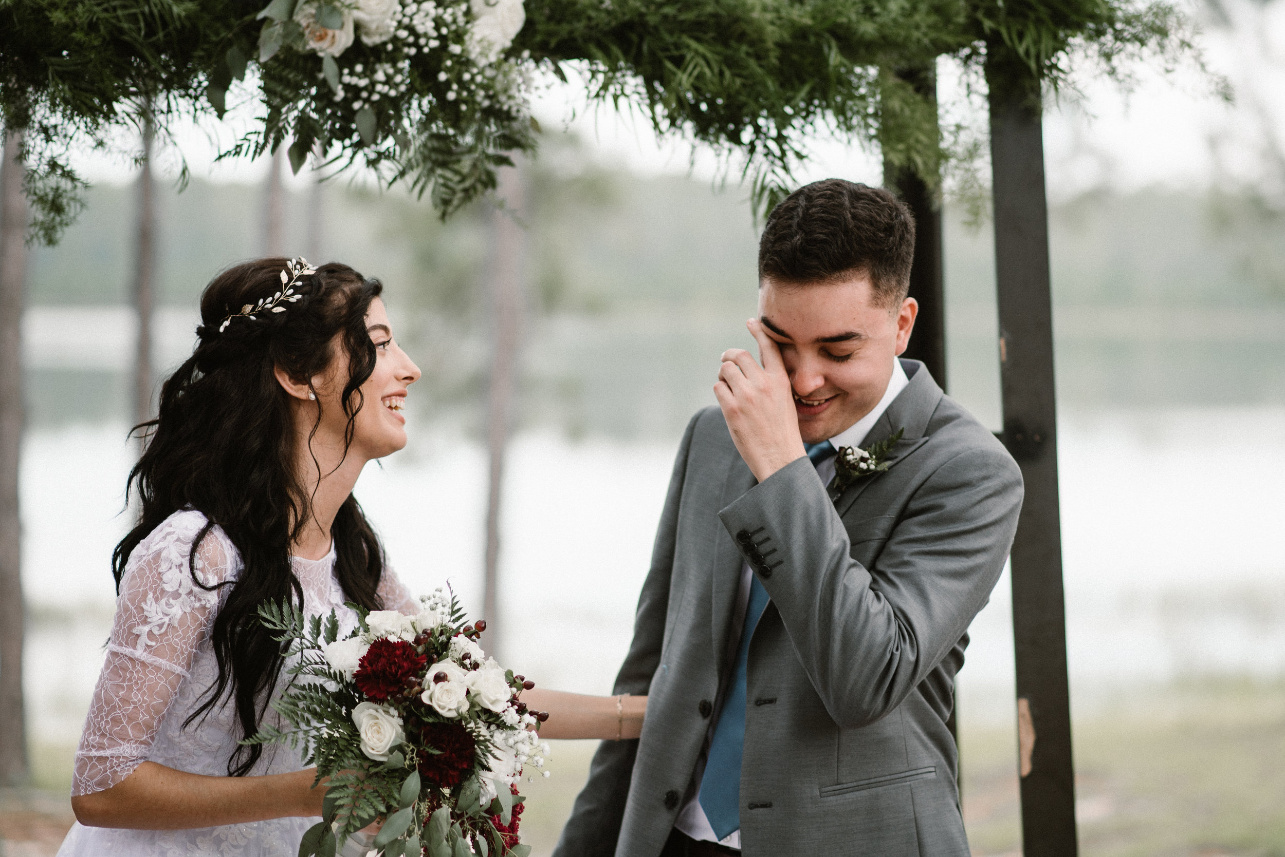 Doe Lake Wedding Photographer