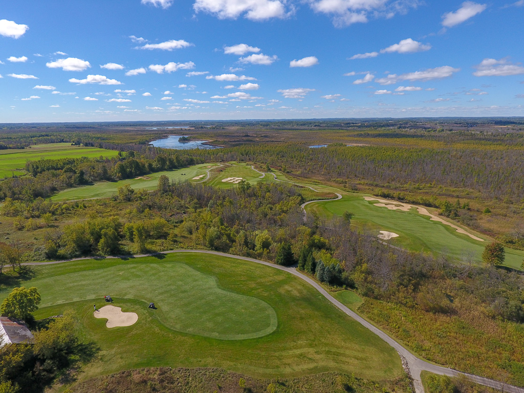 Golf Course Branding and Photography