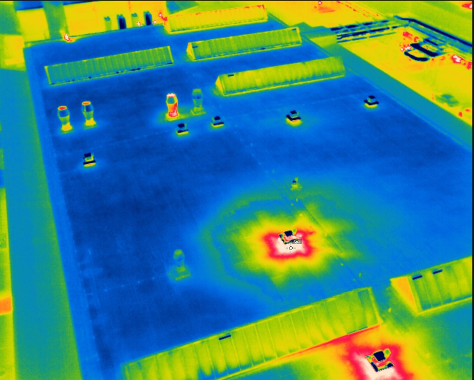 Roof Inspections - Have a leak, but don't know where it's coming from? Leave it to us to help you spot the problem area! With our thermal imaging drones, we can pinpoint leaks in a matter of minutes!