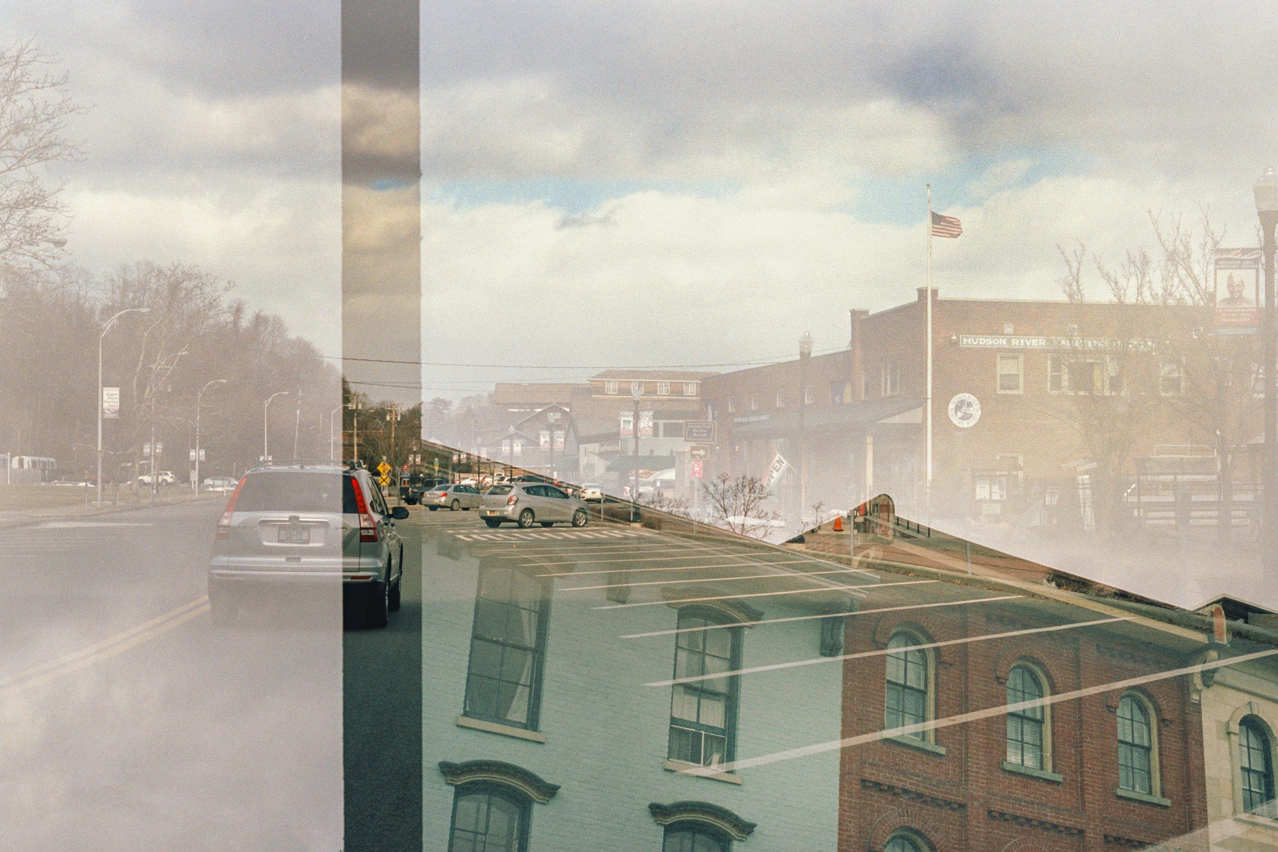 Kingston, NY.  (Image by Cameron Blaylock.)