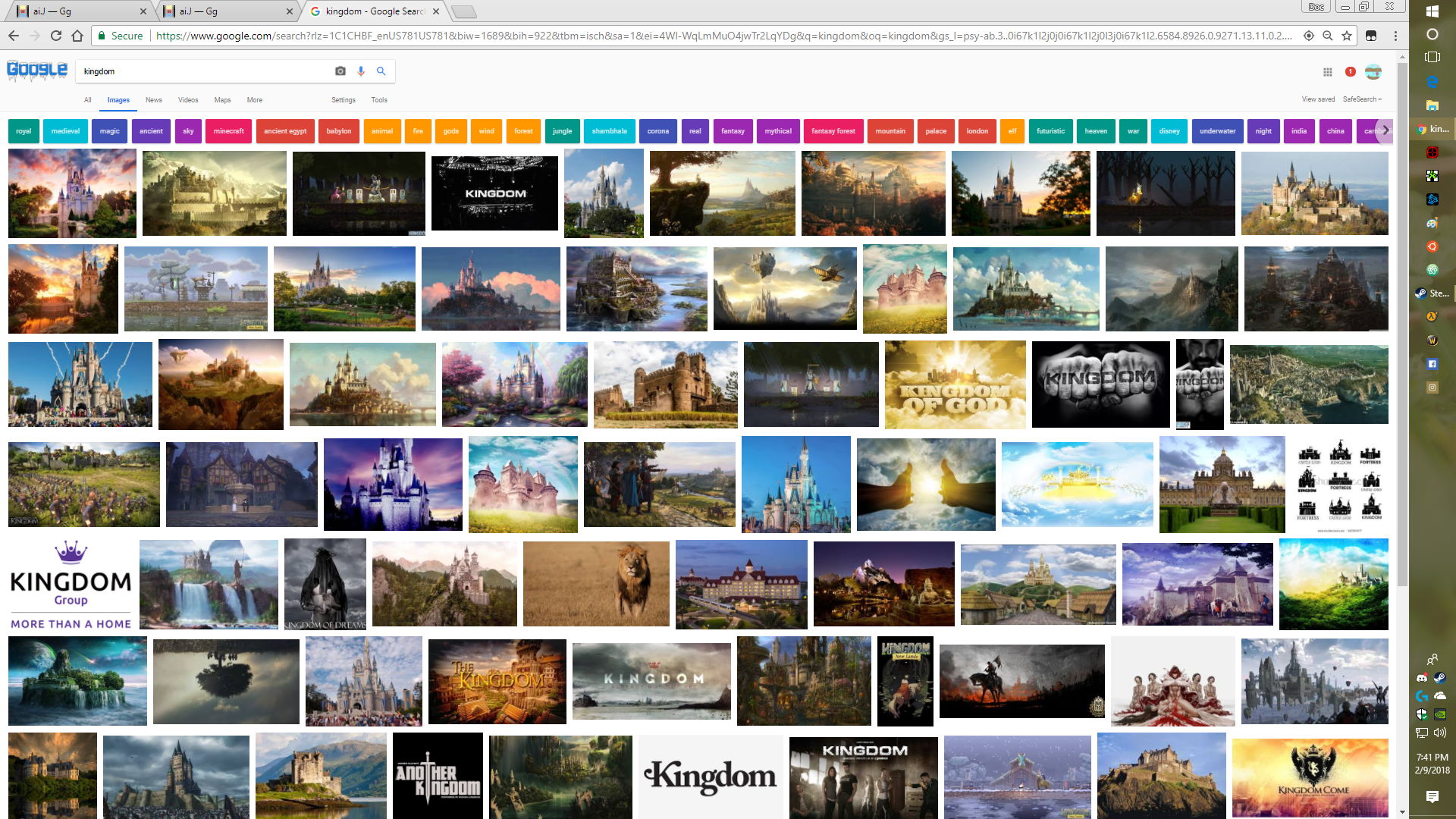 build - build kingdom